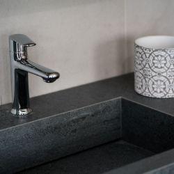 rubinetteria lavabo smussata